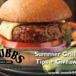 Summer Grilling Tips + Stubb's BBQ Giveaway! #GrillingWithStubbs