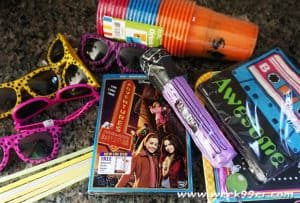 Party like it's the 80's with The new Adventures in Babysitting