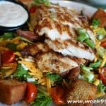 Applebee's Launches their Wood Fired Grill Salad Menu + Sweepstakes #WoodFired