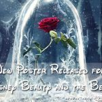 New poster Released for Disney's Beauty and the Beast #BeOurGuest #BeautyAndTheBeast