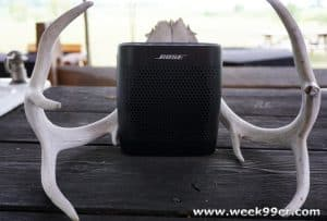 Take High Quality Sound on the Go with a Bose SoundLink Color Speaker