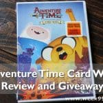 Adventure Time Card Wars is now on DVD + Giveaway!