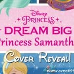 Disney's Dream Big Princess Cover Reveal – Available in August! #DreamBigPrincess