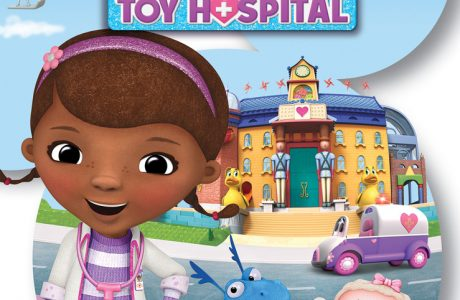 Coming Soon: Doc McStuffins: Toy Hospital on DVD!