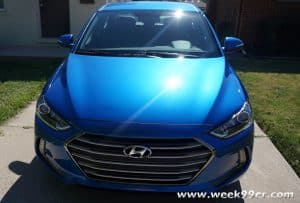 Drive in Style in the 2017 Hyundai Elantra