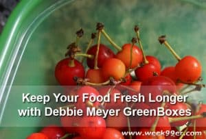 Keep Your Food Fresh Longer with Debbie Meyer GreenBoxes