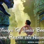 Disney's The Jungle Book Home Release This August #thejunglebook