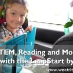 STEM, Reading and More with the LeapStart by LeapFrog #leapAhead #LeapFrog #LeapFrogMomSquad