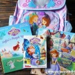 Find a Love for Reading with Princess Sofia and The Secret Library