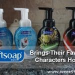Softsoap Brings Their Favorite Disney Characters Home