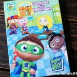 Super Why Brings Goldilocks and Other Fairytales to their World