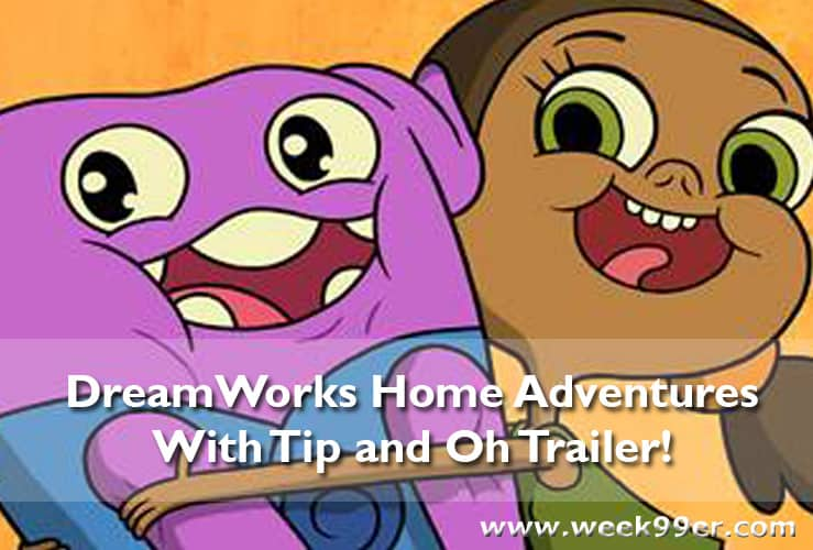 Home Adventures tip and oh trailer