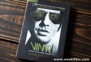 Vinyl Season One now on DVD and Blu-Ray