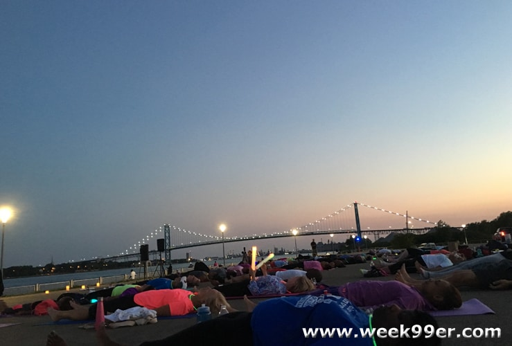 Moonlight Yoga Detroit