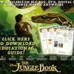 Lesson Plans and Downloadable Educational Guide for The Jungle Book! #thejunglebook