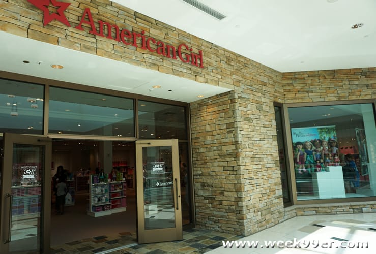 The American Girl Stores Opens In Twelve Oaks Mall