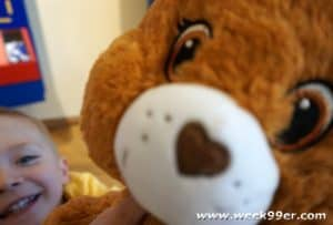 Make Your own Care Bears at Build-A-Bear #shareyourcare
