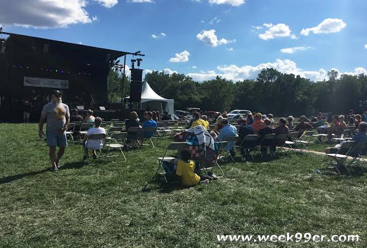 2016 Westland Blues, Brews and Barbecue Festival