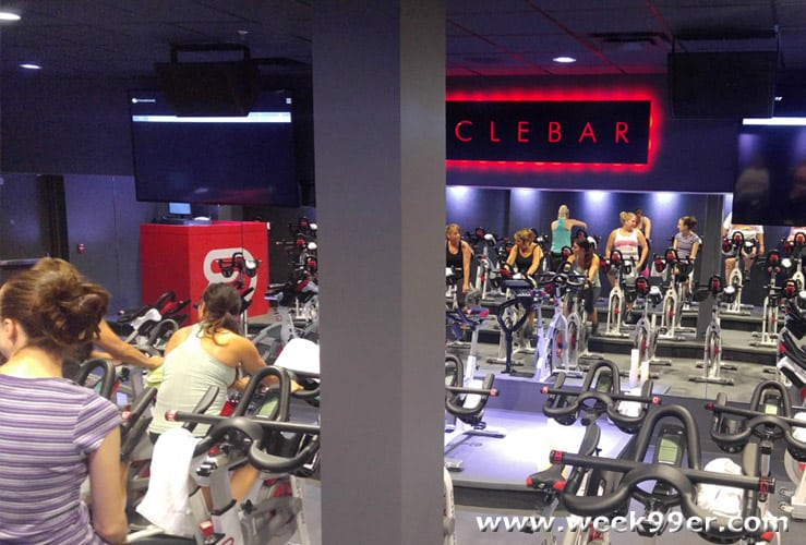 CycleBar Northville Review
