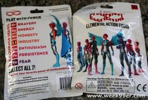 I am Elemental review