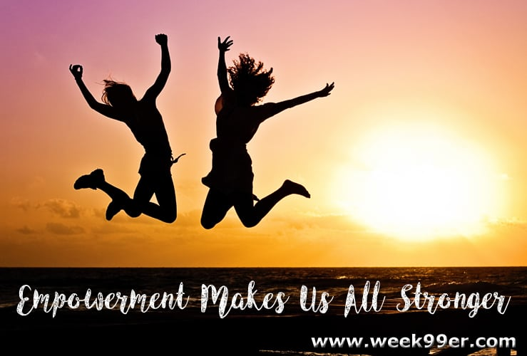 empowerment makes us stronger
