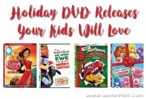 Holiday DVD Releases Your Kids Will Love!