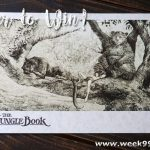Enter to Win a Exclusive Jungle Book Numbered Lithograph #thejunglebook