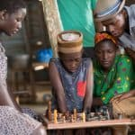 Art Imitates Life in Disney's Queen of Katwe #QueenOfKatwe