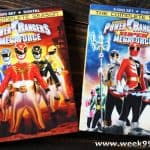 Get the Complete Seasons of Power Rangers MegaForce and Super MegaForce on DVD