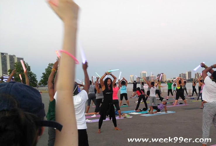 Moonlight Yoga Detroit Review