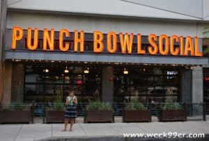 Dine, Play and Relax Downtown at Punch Bowl Social Detroit #punchbowldetroit