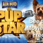 Get Free Tickets to See Air Bud Entertainment's Pup Star in Select Cities