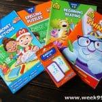 Head Back to School with School Zone Work Books!
