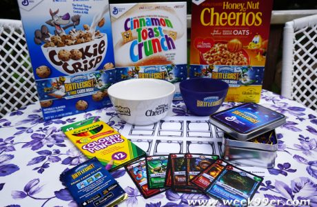 Change Your Morning Game Routine with General Mills Cereal and Skylanders Battlecast #BigGBattlecast