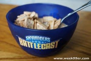 Skylander Battlecast General Mills Cereal