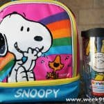Pack Their Lunches with this Peanuts Lunchbox & Tumbler Giveaway!