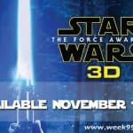 Bring The Force Awakens Home on 3D on November 15th!