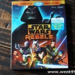 Star Wars Rebels Season 2 is now Available on Blu-Ray and DVD