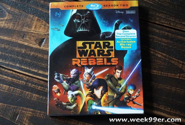 Star War Rebels Season 2 Review