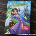 The Swan Princess: Princess Tomorrow, Pirate Today DVD Available Today + Giveaway