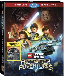 lego star wars freemaker adventures season one bluray release date