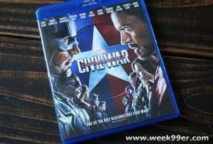 Which Side Do You Choose? Captain America: Civil War is now on Blu-Ray and DVD