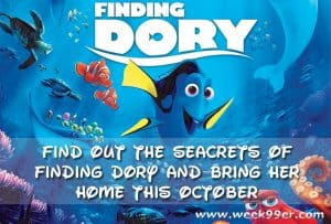 Find Out the SeaCrets of Finding Dory and Bring Her Home this October #findingdory #haveyouseenher