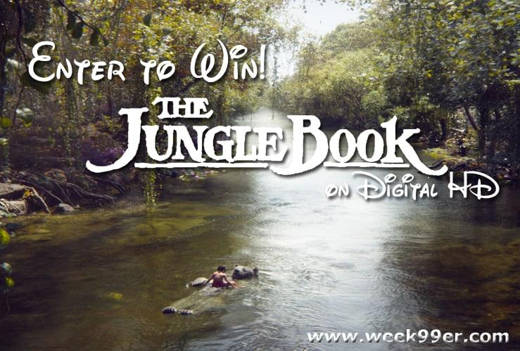 win a copy of the jungle book