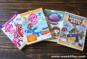 Enter to win Your Kids Favorite Summer TV Shows on DVD!