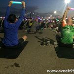 Moonlight Yoga: Fun for the Family #yoga #detroit