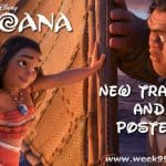 New Moana Trailer and Poster #Moana