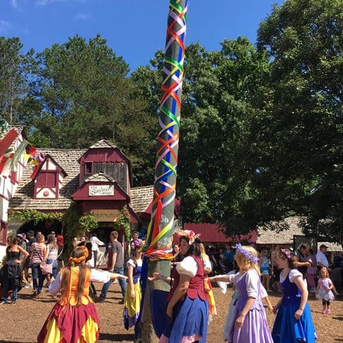 2016 Michigan Renaissance Festival