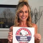 Rock the Vote with Peanuts and Nikki DeLoach #rockthevote