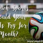 Which Sports Should We at Least Give a One Month Try?